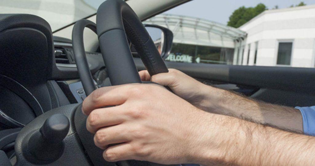 Acelerador electrónico debajo del volante K4 easy-fit - Nissan Qasqhai