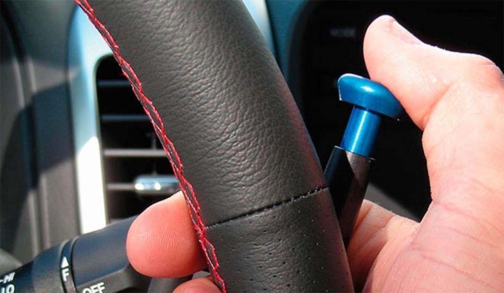 Acelerador electrónico de pulsador D906ELC   Guidosimplex