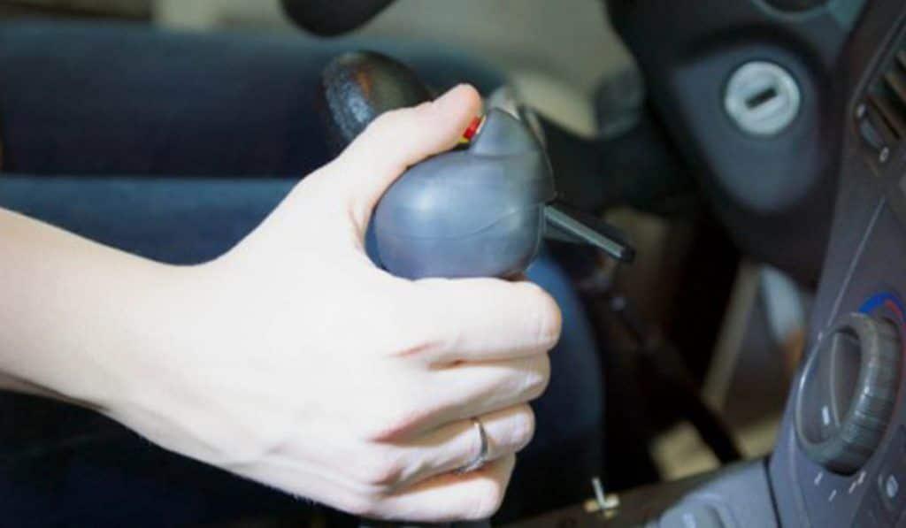 Embrague electrónico semiautomático 942 con Pomo Duck | Euromobility