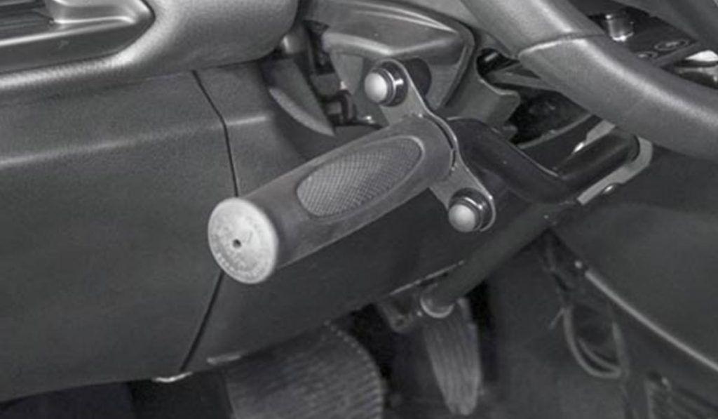 Monomando Push Pull CT 08 | Kivi