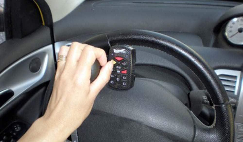 Telecomando con teclado lateral FD CL005 | Euromobility