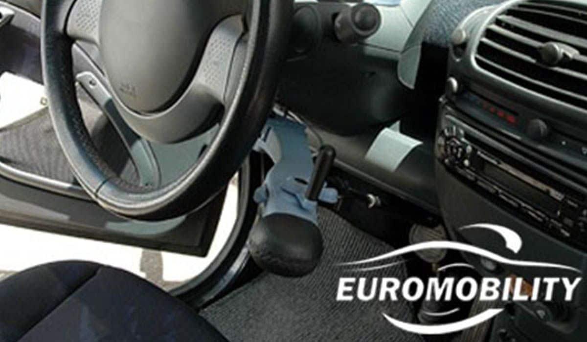 Acelerador-freno Levatronic   Euromobility