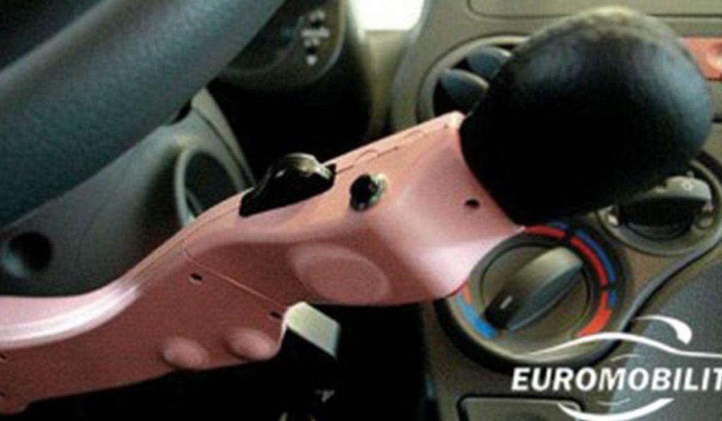 Freno y acelerador mecánico | Euromobility