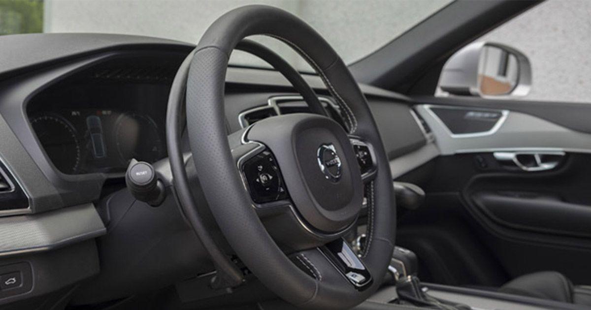Acelerador electrónico debajo del volante K5 easy-fit - VOLVO XC90 3