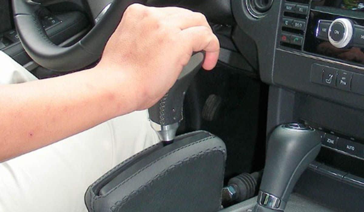 Acelerador y freno de pavimiento F1 EVO | Guidosimplex