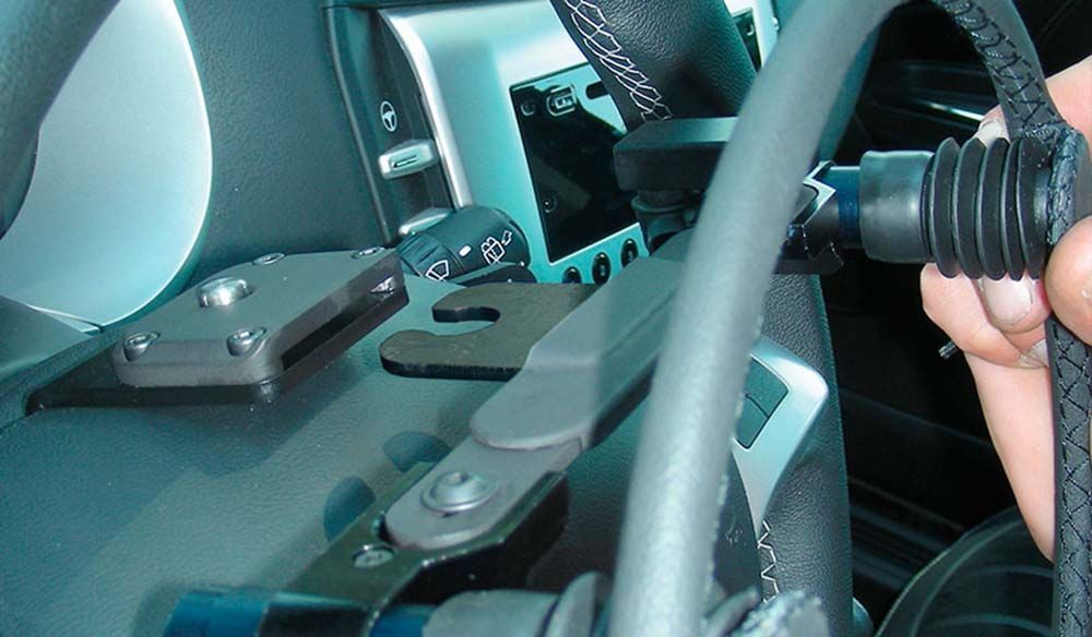 Acelerador electrónico aro extraíble D906GVQR | Guidosimplex
