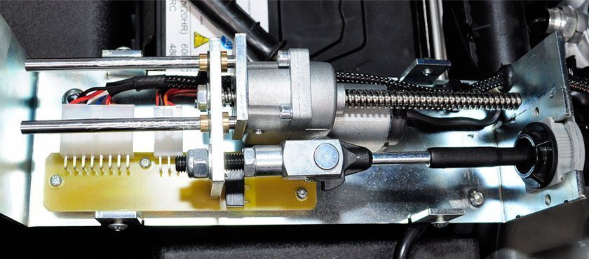 Electrificación de cambio automático CEC503