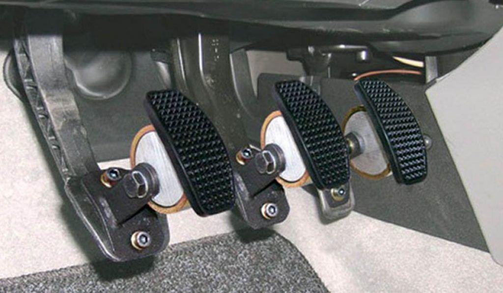 Extensor de pedales D1192/P.R | Guidosimplex