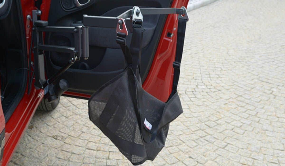 K-PPL100 en el vehículo
