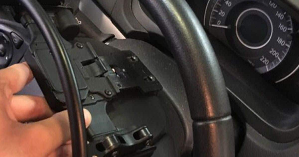 Acelerador extraíble FR33 | Euromobility