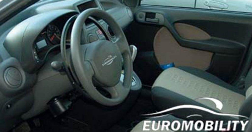 Aro bajo volante FR34   Euromobility