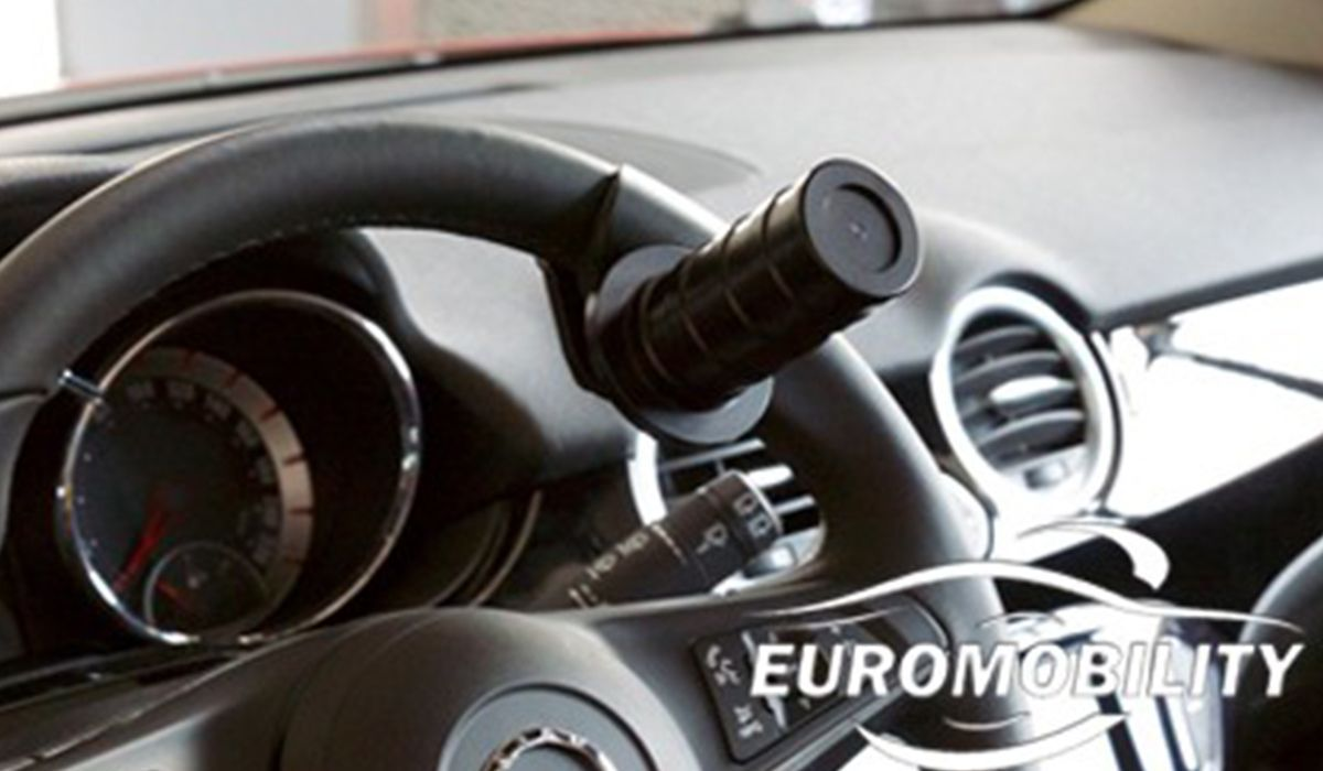Empuñadura basculante | Euromobility