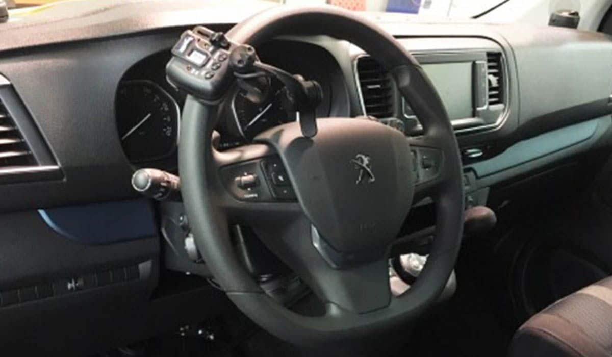 Guante acelerador AC2002 | Euromobility